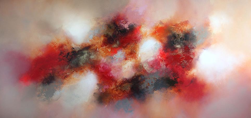 Verwonderlijk Eelco Maan beeldend kunstenaar I lyrisch abstracte kunst I DN-31